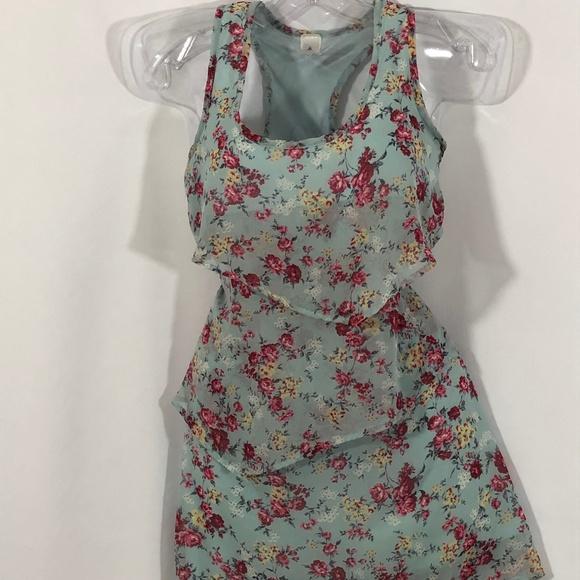 Ventti Dresses & Skirts - VENTTI sheer boho summer time party dress